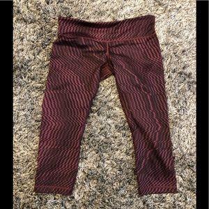 lululemon leggings sz 12